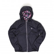 GIACCA NYLON HOODED REVERSIBLE